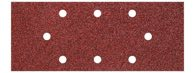 wolfcraft 5 Schleifstr. gel.  K40 93x230mm