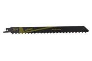 wolfcraft 2 Säbelsägeblätter HCS L=205mm