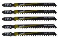 wolfcraft 5 Stichsägeblätter Art.2310 HCS L=75mm