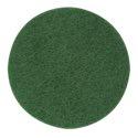 wolfcraft 2 Haft-Schleifvliese ø125mm (grün) - 3169000