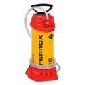 MESTO 3585W Druckwasserbeh. Ferrox H20 10 Ltr.