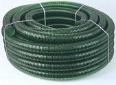 OASE Spiralschlauch grün 2