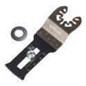wolfcraft 1 Tauchsägeblatt +Tiefenstopp HCS 28mm - 3835000