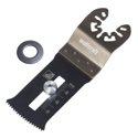 wolfcraft 1 Tauchsägeblatt +Tiefenstopp HCS 35mm - 3836000