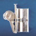 ABUS Profilzylinder BUFFO N 10/30 SB - 121333