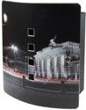Burg Wächter Motiv-Schlüsselbox 6204/10 Ni Berlin Nacht