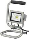 Brennenstuhl Mobile Chip-LED-Leuchte ML CN 110 V2 IP65 2m H05RN-F 3G1,0 10W 750lm + - 1171250123 (EEK: A+)
