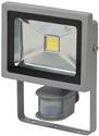 Brennenstuhl Chip-LED-Leuchte L CN 120 PIR IP44 mit Infrarot-Bewegungsmelder 20W 1630lm + - 1171250222 (EEK: A+)