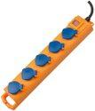 Brennenstuhl - Super-Solid SL 554 DE IP54 - 1159900205