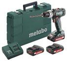 METABO Akku-Bohrschrauber BS 18 L Set - 602321540