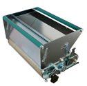 COLLOMIX Mörtelrolle MR 425, 425 mm Auftragsbreite, mit Reduzierung auf 365 mm
