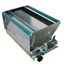 COLLOMIX Mörtelrolle MR 490, 490 mm Auftragsbreite, mit Reduzierung auf 425 mm