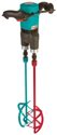 COLLOMIX Handrührwerk Xo 55 duo, 1450 Watt, 230 Volt, -470 UpM, incl. 1 Satz Mischwerkzeuge MKD 140 HF