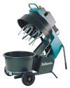 COLLOMIX Zwangsmischer XM 2 - 650, 1,5 kW, 50 Hz, 400 Volt, kompl. mit Spezial-Mörtel-Kübel