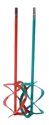COLLOMIX Mischwerkzeuge MKD 120 HF, 1 Satz, Ø 190 mm, 20 - 50 Liter Mischvolumen + Gegenstück