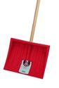IDEAL Kinderschneeräumer 200 x 290 Kunststoff m. Hartholzstiel