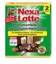 Nexa Lotte Pheromonfalle f. Nahrungsmittelmotten 2 St.