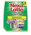 Nexa Lotte Duftende Mottenschutz-Säckchen 3 Stück