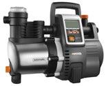 GARDENA 01760-20 Hauswasserautomat 6000/6E LCD Inox