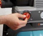 GARDENA 01754-20 Comfort Hauswasserwerk 4000/5 eco