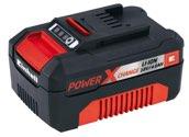 Einhell Ersatzakku Power-X-Change 18V 4,0 Ah - 4511396
