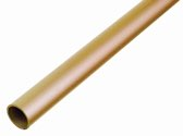 GAH Rundrohr Messing °2x1000 mm - 471217