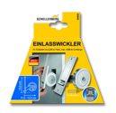 Schellenberg Einlaßwickler Maxi Lochabst. 13,5 - 50000