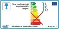 OASE Beleuchtungsset MIDI/MAXI/AirFlo LED/01 (EEK: A)