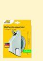 Schellenberg Halbeinlaßwickler weiß mini - 50505