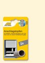 Schellenberg Anschlagstopfen f. Rollladen grau - 52002