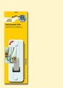 Schellenberg Abdeckplatte Softline 13,5 weiß - 53703