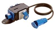as-Schwabe 60497 MIXO-Stromverteiler