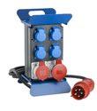 as-Schwabe 60510 Stromverteiler STECKY 3