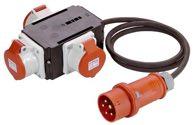 as-Schwabe 60529 MIXO-Stromverteiler