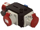 as-Schwabe 60833 MIXO-Adapter 400V