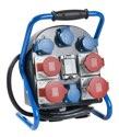 as-Schwabe 60904 Stromverteiler FLEXY 4, 2m H07RN-F 5G4