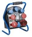as-Schwabe 60905 Stromverteiler FLEXY 5, Stecker 400V/32A