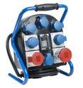 as-Schwabe 60906 Stromverteiler FLEXY 6, 2m H07RN-F 5G4