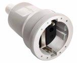 as-Schwabe 62223 PVC-Kupplung, grau, max. Querschnitt 1,5mm² 230V/16A