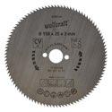 wolfcraft 1 Kreissägeblatt CV, 100 Zähne ø150mm - 6264000