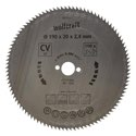 wolfcraft 1 Kreissägeblatt CV, 100 Zähne ø190mm - 6276000