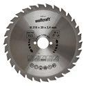 wolfcraft 1 Kreissägeblatt HM, 30 Zähne ø210mm