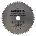 wolfcraft 1 Tisch-Kreissägebl. CV, 56 Zähne ø250mm