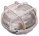 as-Schwabe 66002 Rundleuchte 100W, weiß, Kristallglas , Fassung E27 (EEK: E)