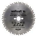 wolfcraft 1 Tisch-Kreissägebl. HM, 24 Zähne ø250mm