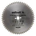 wolfcraft 1 Tisch-Kreissägebl. HM, 54 Zähne ø350mm