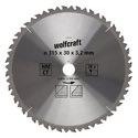 wolfcraft HM-Kreissägeblatt, 28 Z, Ø 315x30x3,2mm