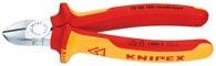 KNIPEX (70 06 160) Seitenschneider 160 mm