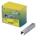 wolfcraft 2500 Klammern br,X-hart.Stahl Typ53 12mm