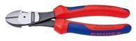 KNIPEX (74 02 180) Kraft-Seitenschneider 180 mm